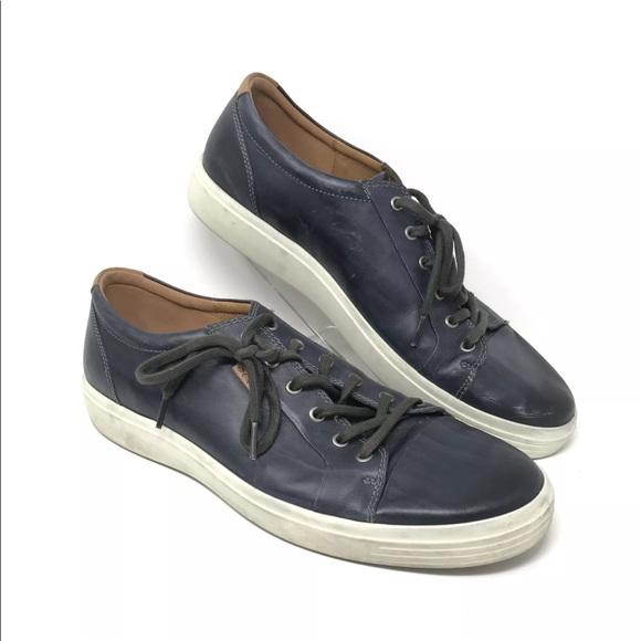 a6ec8d3a04e2 Ecco Other - ECCO Men s 15 Leather Casual Retro Sneakers